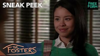 The Fosters Season 5, Episode 4 Sneak Peek Mariana Congratulates Emma Freeform