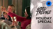 Good Trouble 2-Hour Holiday Special Christmas At The Coterie
