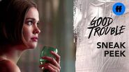 Good Trouble Season 1, Episode 12 Sneak Peek What Has Callie Won? Freeform