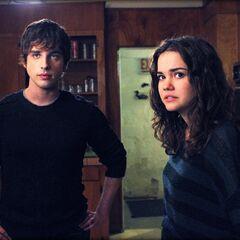 Brandon and Callie