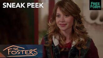 The Fosters Season 5, Episode 8 Sneak Peek Lena And Emma Talk About Jesus Freeform