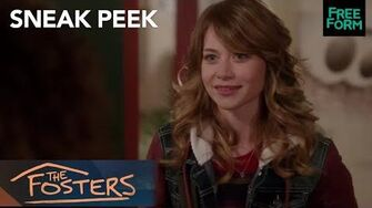 The Fosters Season 5, Episode 8 Sneak Peek Lena And Emma Talk About Jesus Freeform