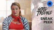 Good Trouble Season 1, Episode 10 Sneak Peek Davia's Making Big Changes Freeform