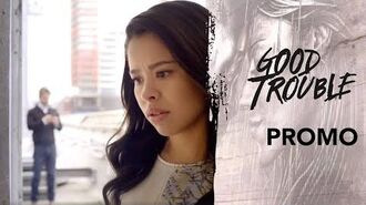 Good Trouble Sisters Drifting Apart Freeform
