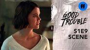 Good Trouble Season 1, Episode 9 Gael Feels Used By Callie Freeform