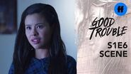 Good Trouble Season 1, Episode 6 - Mariana Stands Up For Herself - Freeform