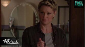 The Fosters Season 4, Episode 18 Sneak Peek Stef and Lena Discuss Monte's Dismissal Freeform