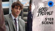 Good Trouble Season 1, Episode 8 Jesus' Good News Freeform