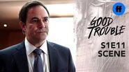 Good Trouble Season 1, Episode 11 Callie is Taken Off the Case Freeform
