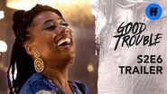 Good Trouble Season 2, Episode 6 Trailer Malika's Birthday Stirs Up Drama