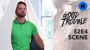 Good Trouble Season 2, Episode 4 Mariana Comes Clean to Evan Freeform
