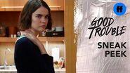Good Trouble Season 1, Episode 8 Sneak Peek Callie Overhears The Judge Freeform