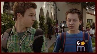"""THE FOSTERS 2x19 Clip 3 """"Jude & Connor Make Plans"""" - Hayden Byerly, Gavin MacIntosh"""