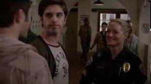 """THE FOSTERS 1x17 Sneak Peek 3 """"Kids In the Hall"""" - Teri Polo, David Lambert"""