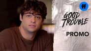 Noah Centineo Guest Stars - Good Trouble - Freeform