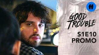 Good Trouble Season 1, Episode 10 Promo David Lambert Guest Stars