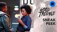 Good Trouble Season 1, Episode 9 Sneak Peek Malika's Mom Reaches Out Freeform