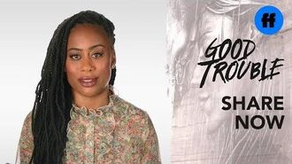 "Good Trouble x ATTN Season 2 ""The Trouble With"" Gentrification Freeform"