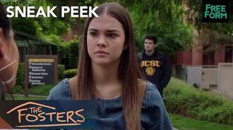The Fosters Season 5, Episode 5 Sneak Peek Callie Runs Into Ximena Freeform