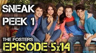 "The Fosters 5x14 Sneak Peek 1 ""Scars"" Season 5 Episode 14"
