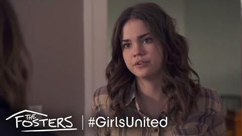 The Fosters Girls United - Webisode 3 - Got Your Back