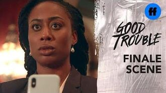 Good Trouble Season 2 Summer Finale Judge Wilson Returns Freeform