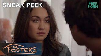 The Fosters Season 5 Finale Sneak Peek Grace Tells Brandon She's Moving Freeform