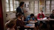 Hostile Acts-The teacher help Callie