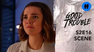 Good Trouble Season 2, Episode 16 Will Callie Be Able To Forgive Jamie? Freeform