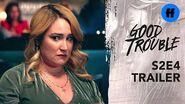 Good Trouble Season 2, Episode 4 Trailer Davia's Mom Comes To Visit