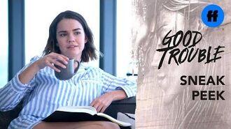 Good Trouble Season 2, Episode 16 Sneak Peek Callie & Jamie Hook Up Freeform