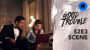 Good Trouble Season 2, Episode 3 Mariana's App Disaster Freeform