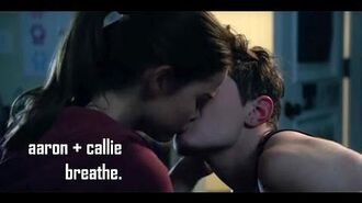 Aaron + callie breathe.