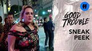 Good Trouble Season 1, Episode 10 Sneak Peek Davia's Birthday Party Freeform