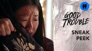 Good Trouble Season 2 Holiday Special Sneak Peek Alice Has a Secret Freeform