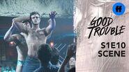 Good Trouble Season 1, Episode 10 Jamie Dances With a Go-Go Boy Freeform
