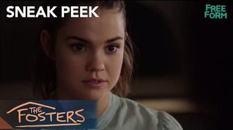 The Fosters Season 5, Episode 8 Sneak Peek Callie's Art School Decision Freeform