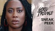 Good Trouble Season 2, Episode 2 Sneak Peek Malika Takes Matters Into Her Own Hands Freeform