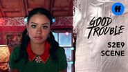 Good Trouble Holiday Special Christmas Wishes Freeform