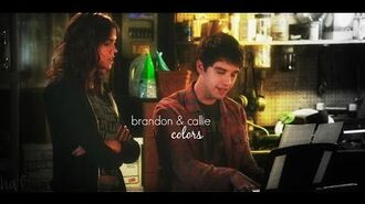 Brandon and callie colors