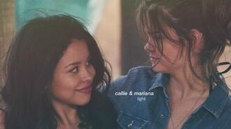 Callie and mariana light