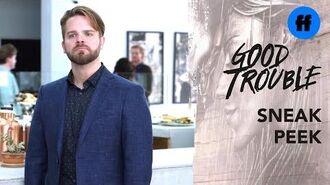 Good Trouble Season 2, Episode 16 Sneak Peek Evan's First Impression of Mariana Freeform