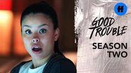 Good Trouble Season 2 Coming June 18 Freeform