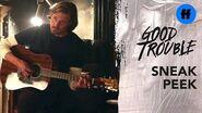 Good Trouble Season 2, Episode 6 Sneak Peek Dennis Helps Davia Rehearse Freeform