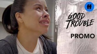 The Fosters Spin-Off Promo - Callie & Mariana Move to LA - Good Trouble