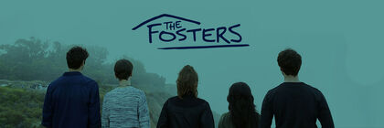 The Fosters S5 Logo