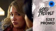 Good Trouble Season 2, Episode 7 Promo Davia Admits She's in Love