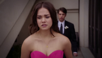 Quinceañera-Callie leave after talking with Brandon