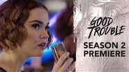 Good Trouble Season 2 Trailer Premieres June 18th Freeform