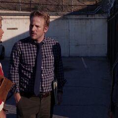 Lena meets Callie